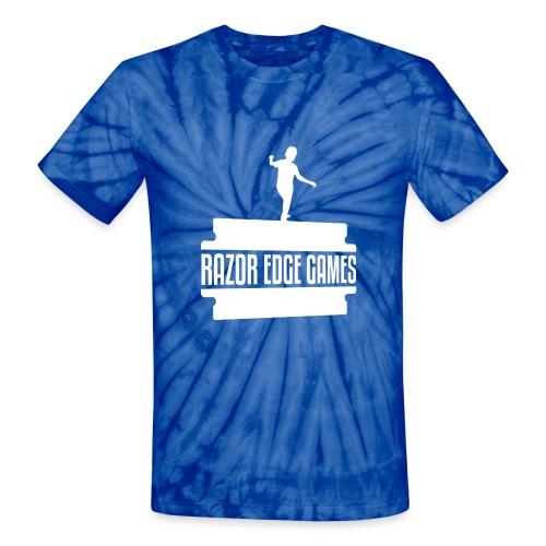 TieDye REG - Unisex Tie Dye T-Shirt