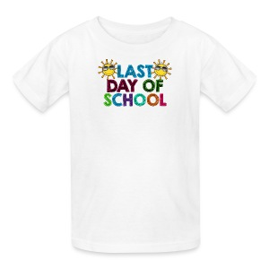 Last day of school KIDS - Kids' T-Shirt