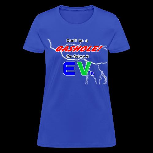 Women's Standard T- Gashole Front - Women's T-Shirt