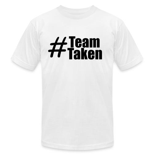 Team Taken | #TeamTaken - Men's  Jersey T-Shirt