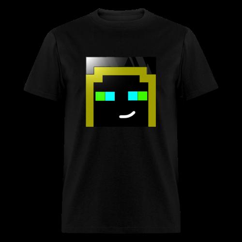 Men's T-Shirt: Channel Logo - Men's T-Shirt