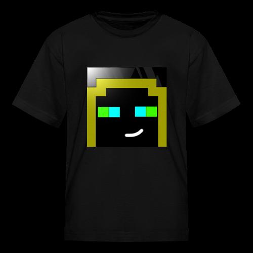 Kids' T-Shirt: Channel Logo - Kids' T-Shirt