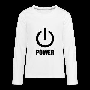 Kids' Premium Long Sleeve T-Shirt - Kids' Premium Long Sleeve T-Shirt