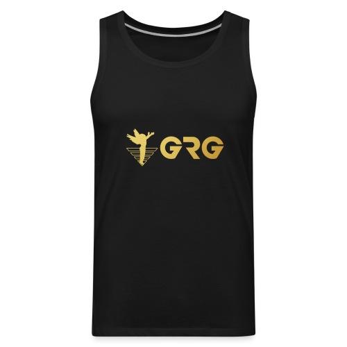 Gods Recognize Gods (GOLD) Tank - Men's Premium Tank