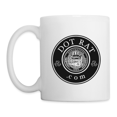 Big George's Dot Rat Mug... - Coffee/Tea Mug