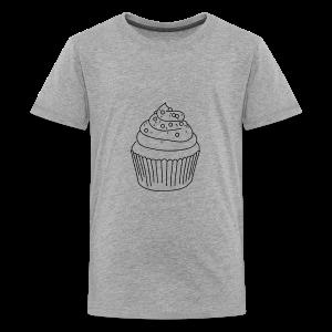 Cupcake - Kids' Premium T-Shirt