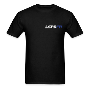 LSPDFR (small logo) - Men's T-Shirt