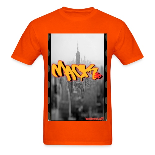 Blox3dnyc.com BloX3D NYC Empire State design for Mack - Men's T-Shirt