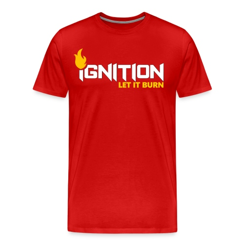 Ignition (Red Edition) - Men's Premium T-Shirt