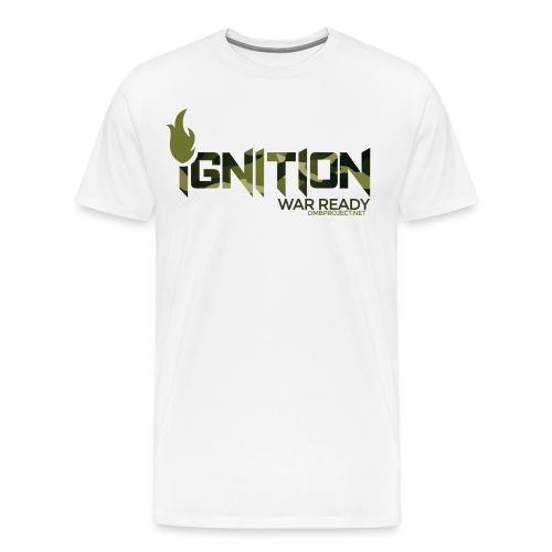 Ignition (War Ready Edition) - Men's Premium T-Shirt