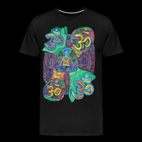 Inter-dimensional - Male T-shirt - Men's Premium T-Shirt