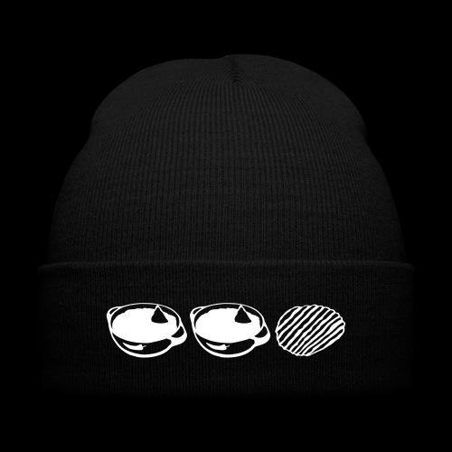 Dip Dip Chip Dome Gaurd - Knit Cap with Cuff Print