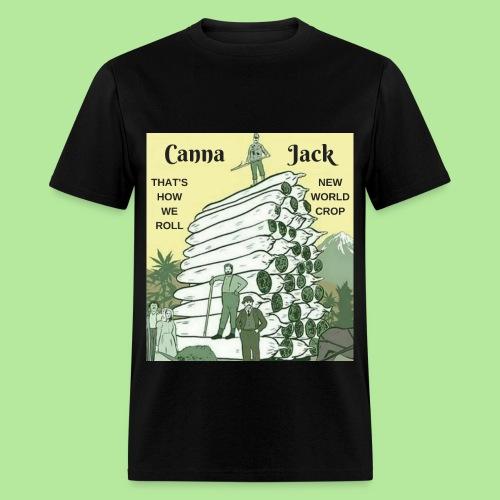 Canna Jack - Men's T-Shirt