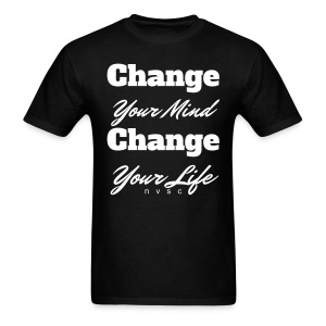 Change Your Mind, Change Your Life - Men's T-Shirt