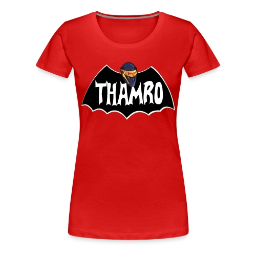 Thamro 66 Ladies Cut - Women's Premium T-Shirt