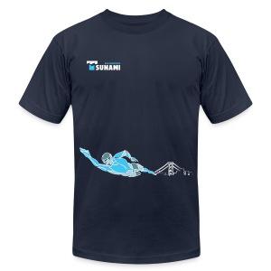 2017 Men's Synchro Tee - Men's Fine Jersey T-Shirt