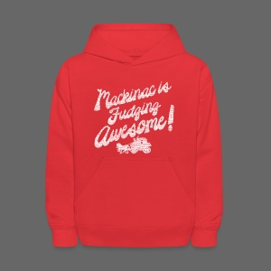 Mackinac is Fudging Awesome - Kids' Hoodie