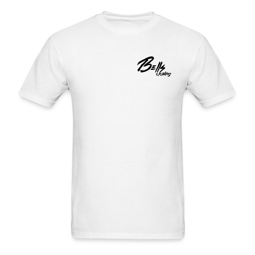 White Graffiti Tee - Men's T-Shirt