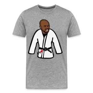 Cringing Omar Martial Arts - Men's Premium T-Shirt