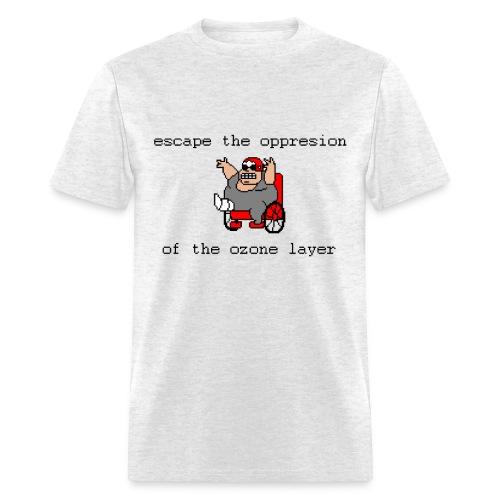 Uncle Proton (Mens) - Men's T-Shirt