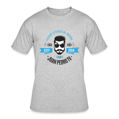 Aniversario Gris - Men's 50/50 T-Shirt