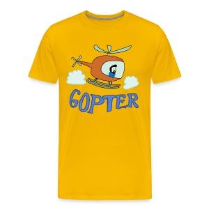 Gopter - Men's Premium T-Shirt