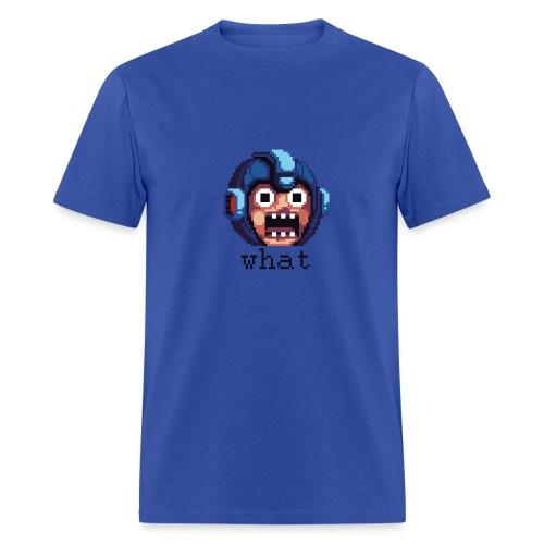 Megaman Head (Mens) - Men's T-Shirt