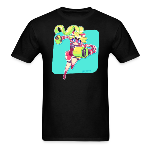 Ribbon Girl | Men's - Men's T-Shirt