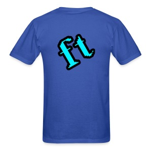 FutureTime Men's Tee (FutureTime and logo) - Men's T-Shirt
