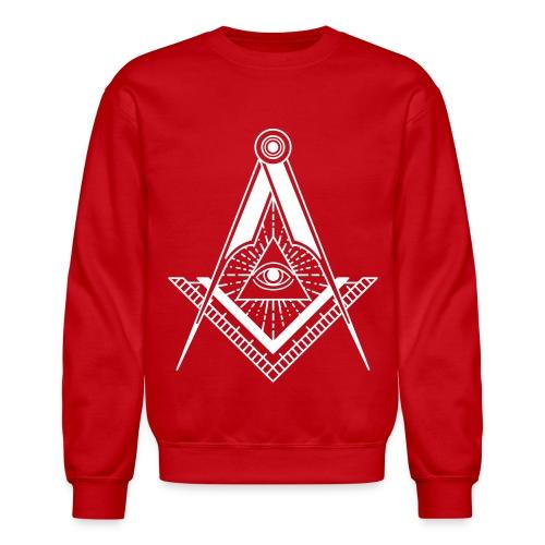 Illuminati - Crewneck Sweatshirt