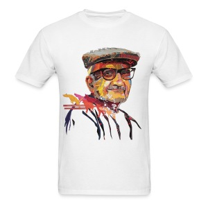 Nerd Old Man - Men's T-Shirt