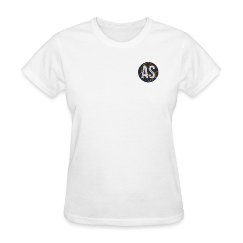 AS (AvecSimon) Pastille Noir -Femme- - Women's T-Shirt