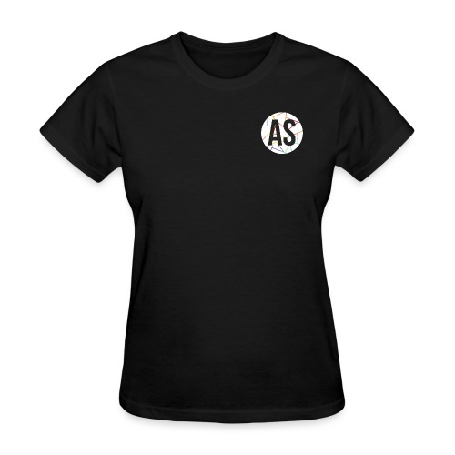 AS (AvecSimon) Pastille Blanche -Femme- - Women's T-Shirt