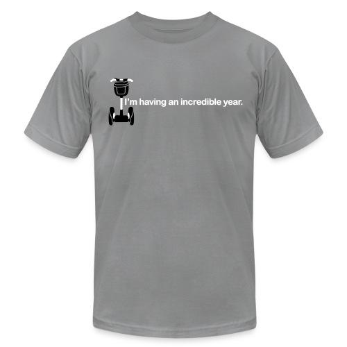 I'm having an incredible year. (Arrested Development) Tee - Men's Fine Jersey T-Shirt