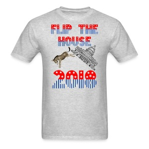 Flip House Donkey - Men's T-Shirt