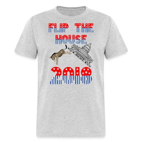 Flip House Donkey - Men's T-Shirt
