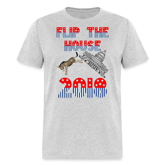 Flip House Donkey