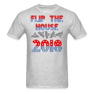 flip house - Men's T-Shirt
