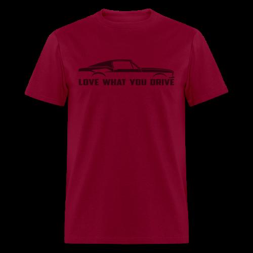 Love What You Drive Tee - Men's T-Shirt