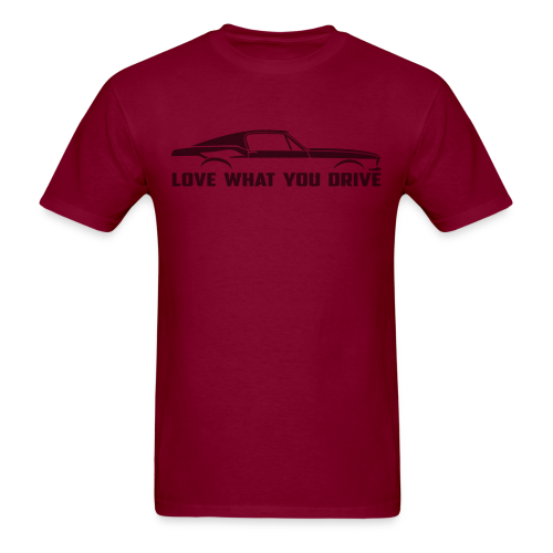 Love What You Drive Tee - Men's T-Shirt