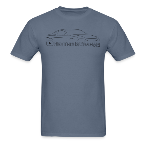 HeyThisIsGraham Tee - Men's T-Shirt
