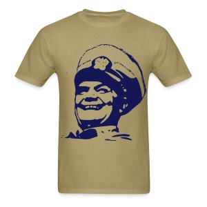 Ernest Borg9 navy FLEX print cool - Men's T-Shirt