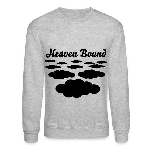 Heaven Bound(Clouds) - Crewneck Sweatshirt