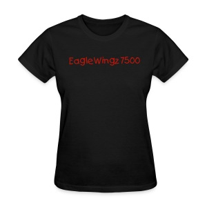 Female - EagleWingz7500 Fan Tee - Women's T-Shirt