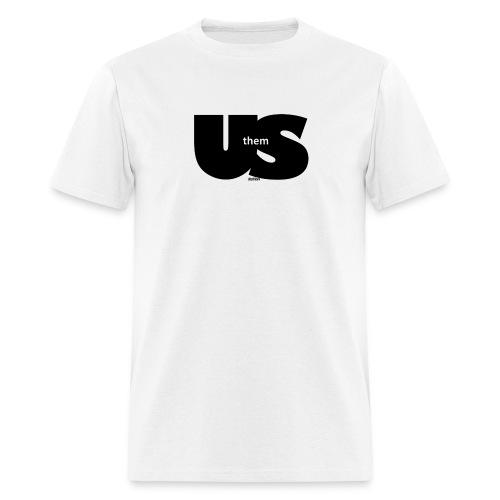 us-them - men's t-shirt - Men's T-Shirt
