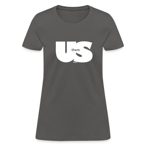 us-them - women's t-shirt - Women's T-Shirt