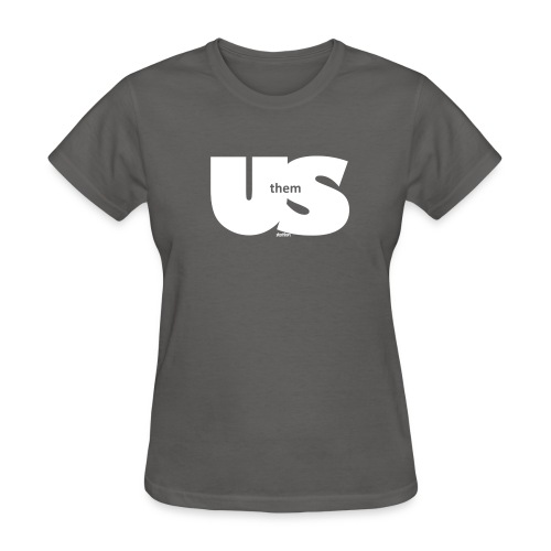 us-them - women's t-shirt - Women's T-Shirt