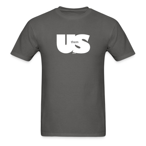 us-them - men's t-shirt - Men's T-Shirt