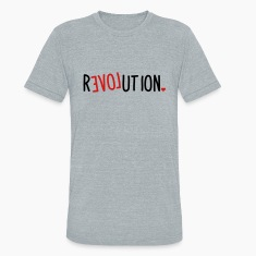 revolution LOVE T-Shirts