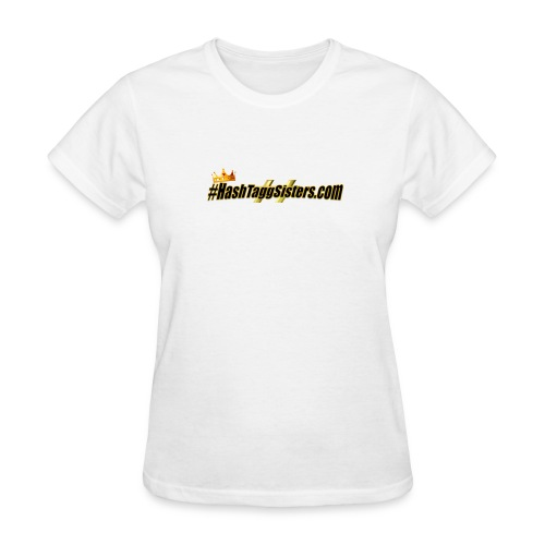 HashTaggSissters  - Women's T-Shirt